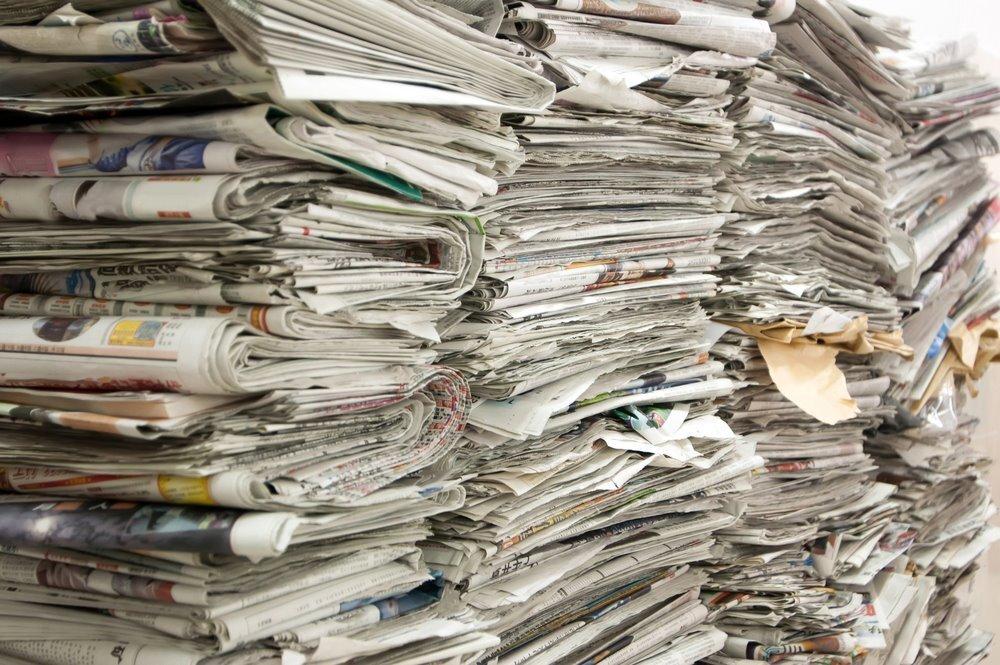 Recykling papieru. Co powstaje z makulatury?
